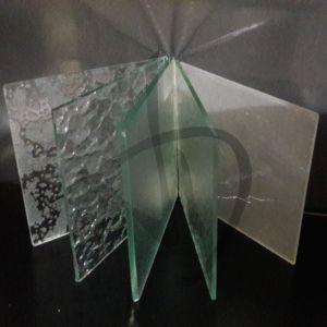 Mattglas - Glas gedruckt