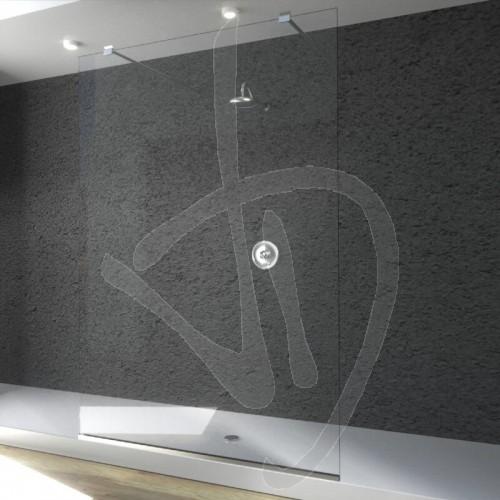 wand-befestigt-dusche-massgeschneidertes-transparentes-glasextra