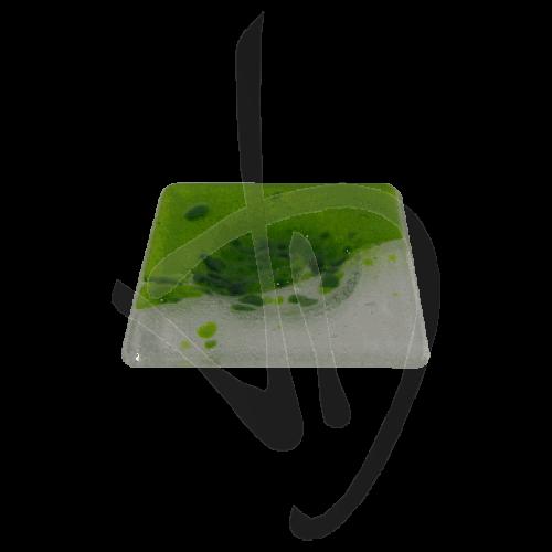 murano-glas-kerzenhalter-gruenton-handgefertigt