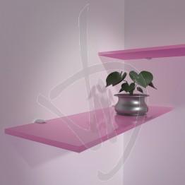 Mensole rosa, Su Misura