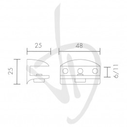 regal-fuer-leichte-lasten-25xp25mm-massnahmen-glasstaerke-6-11-mm