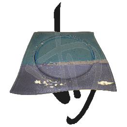 runder-teller-aus-muranoglas-lila-und-hellblau-handgefertigt