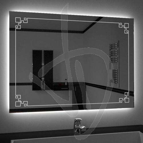 mesure-miroir-avec-b013-de-decor-grave-et-eclaire-et-retro-eclairage-led