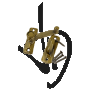 ratchet-complet-h05-en-laiton-poli