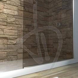 douche-en-verre-fixe-sur-mesure-le-verre-bronze