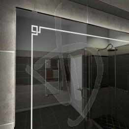 mesure-miroir-avec-une-decoration-et-c016-grave-allume-et-retro-eclairage-led