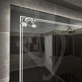 mesure-miroir-avec-une-decoration-et-c018-grave-allume-et-retro-eclairage-led