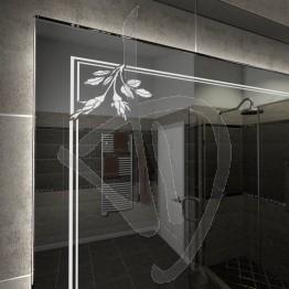 mesure-miroir-avec-une-decoration-et-c014-grave-allume-et-retro-eclairage-led