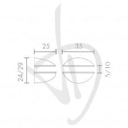 tablette-pour-des-charges-legeres-des-mesures-24xp25mm-epaisseur-de-verre-de-5-a-10-mm