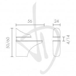 tablette-pour-des-charges-moyennes-mesure-50-60xp56mm-lepaisseur-de-verre-de-4-a-14-mm
