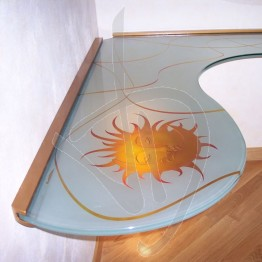 bureau-ergonomique-verre-decore-sur-mesure