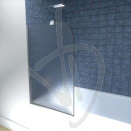 Vetro sopravasca, su misura, in vetro stampato C
