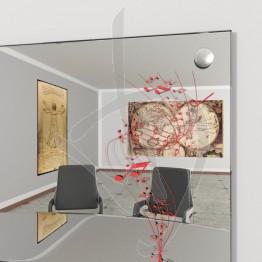 miroir-mural-avec-des-clous-et-a026-decoration