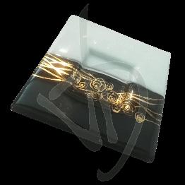 centrotavola-in-vetro-di-murano-bianco-e-nero-con-decorazione-dorata-realizzato-a-mano