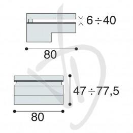 reggimensola-per-carichi-leggeri-misure-h47-77xl80xp80-sp-6-40-mm