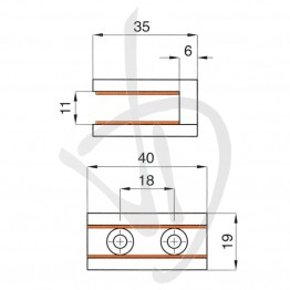morsetto-misure-l40xh18xp25mm-sp-6mm