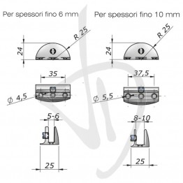 reggimensola-per-carichi-leggeri-h25xp24-sp-3-10-mm
