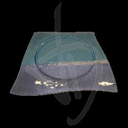 piatto-sagomato-in-vetro-di-murano-tonalita-viola-e-azzurra-realizzato-a-mano