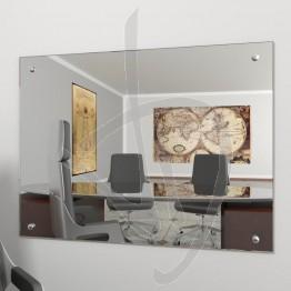 Specchio su misura, con borchie