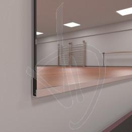 parete-a-specchio-modulare-con-kit-profili-per-fissaggio-a-parete